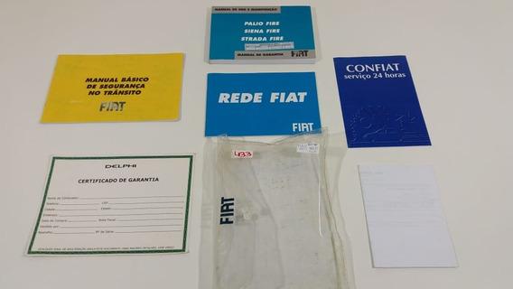 Kit Completo Manual Palio 2015 Eco 181