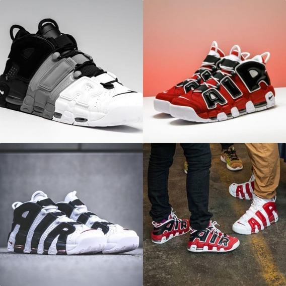 *+*zapatos Nike Air More Uptempo*+*
