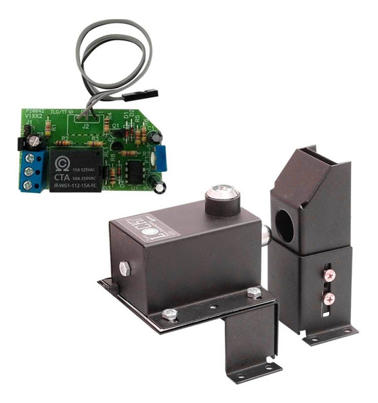 Kit Trava Lock Plus Para Motor Jet Flex Ppa Com Suporte