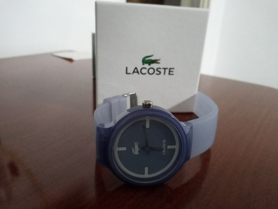 Relógio Lacoste Azul Bebê Unissex