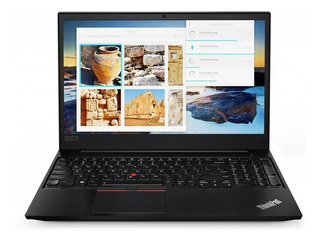 Notebook Lenovo Thinkpad Ryzen 7 Quad Core 8gb Ram Ssd 256gb Video Rx Vega10 Windows 10 Pro Original 15,6 Pulg Full Hd