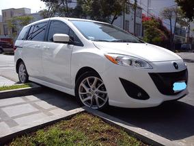 Mazda 5 2012 Excelente Estado, 3 Filas De Asientos