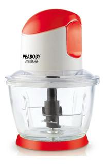 Picadora Eléctrica Peabody Doble Cuchilla 500w Pe-cp850v