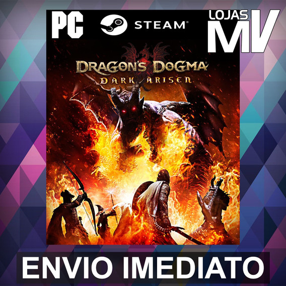 Dragons Dogma Dark Arisen Pc Steam Gift Presente