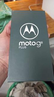 Moto G8 Plus Crystal Pink 64 Gb Nuevo