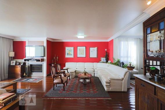 Apartamento À Venda - Brooklin, 4 Quartos, 240 - S893069862