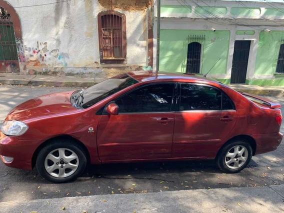 Toyota Corolla Sensación