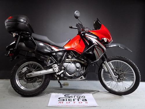 Kawasaki Klr650 Roja 2010