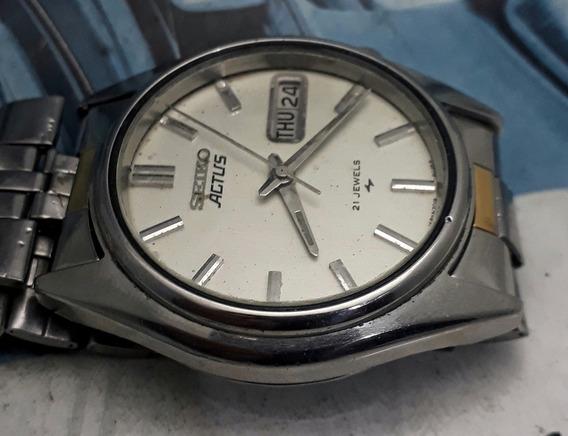 Relógio Seiko Automático Actus