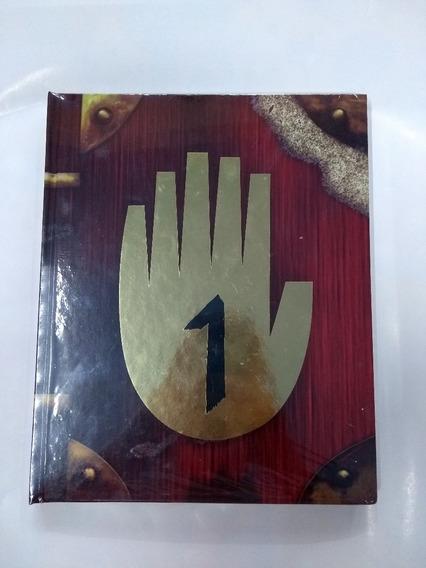 Libro Diario De Gravity Falls No.1 Nuevo