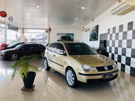 Volkswagen Polo 2.0 Mi 8v Gasolina 4p Manual