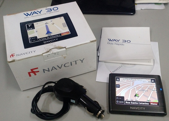 Gps Navcity Way 30