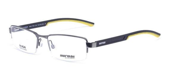 Mormaii M164175454 Ref4659 54 - Prata/preto/amarelo