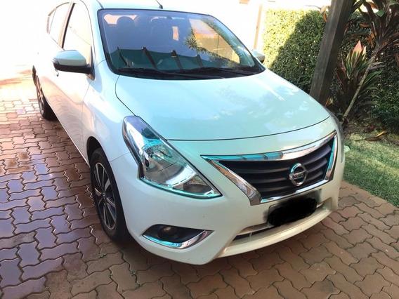 Nissan Versa Sl 1.6 Automático - Pneus Novos