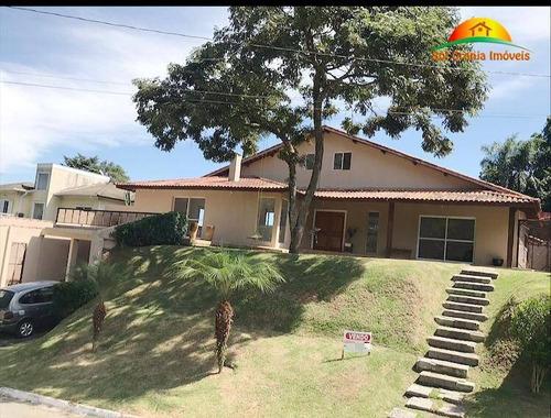 Casa Térrea Com 5 Dormitórios À Venda, 540 M² Por R$ 1.325.000 - Granja Viana - Cotia/sp - Ca0246