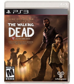 The Walking Dead Game Of The Year Fisico - Audiojuegos