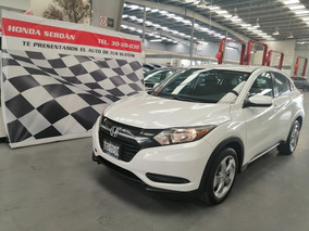 Honda Hr-v Uniq Ta 2017