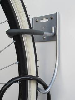 Suporte Trava Para Prender Fixar Bicicleta Bike Anti Furto