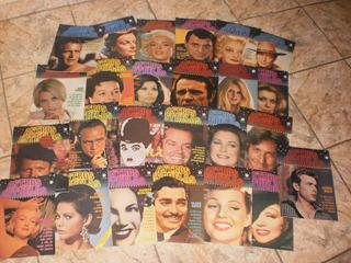 Antiga E Linda Coleçao De Revista Astros E Estrelas