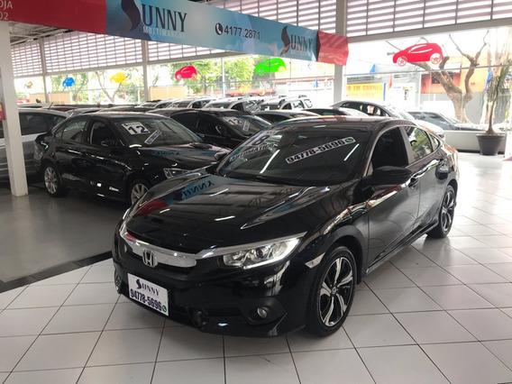 Honda Civic Exl 2.0 I-vtec Cvt Flex Automático 2018