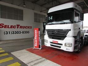 Axor 2544 2014/2014 6x2 = Fh 440 = Scania