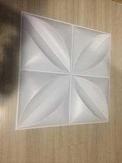 8m Revestimento 3d Placa Em Pvc