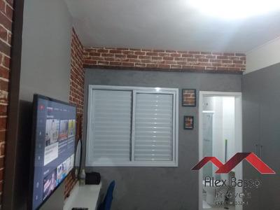 Lindo Apartamento Mobiliado - 2 Dormitórios - Suíte - Locação Facilitada - Ap00459 - 33750805