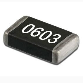300 Resistores Em Smd 1k5 1% 0603 0,10w