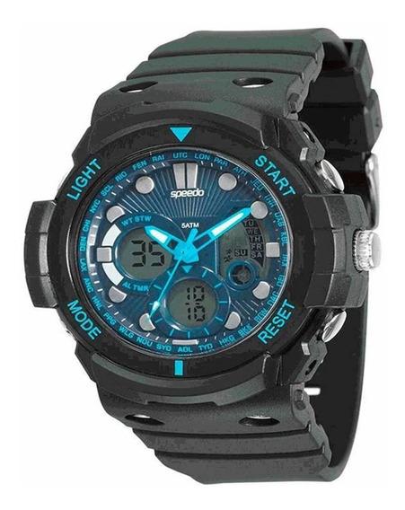 Relógio Speedo Esportivo - Original - Mod 81122g0evnp1