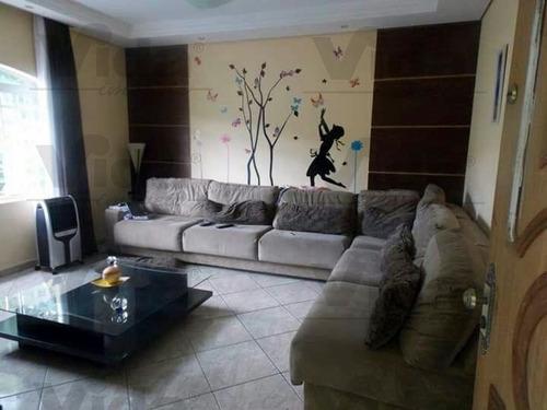 Casa Sobrado Para Venda, 4 Dormitório(s), 400.0m² - 34017