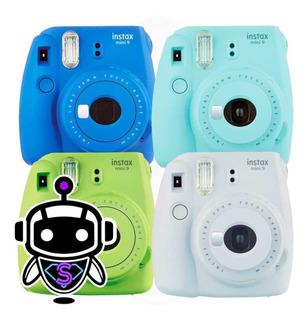 Fujifilm Instax Mini 9 Camara Instantanea Imprime F O T O S
