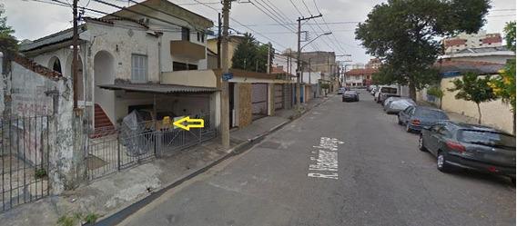 Terreno Em Alto Da Mooca, São Paulo/sp De 0m² À Venda Por R$ 850.000,00 - Te289500