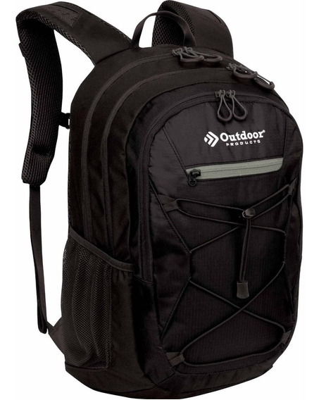 Morral Outdoor Products Odyssey, Color Negro