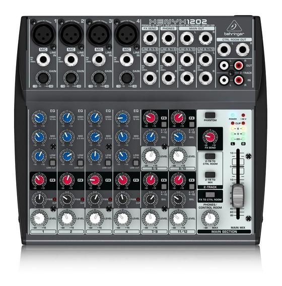 Mesa/mixer Behringer 1202 Xenyx 110 Vac - Ms0053