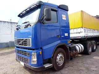 Volvo Fh 380 6x2 Ano 2005 ( Com Motor Novo)