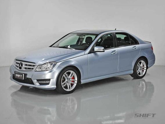 Mercedes-benz C 180 Cgi Sport 1.6 Tb 16v 156cv Aut. 201