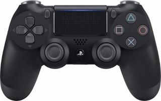 Mando Ps4 Control Dualshock 4 Negro Pro Slim Doble Led