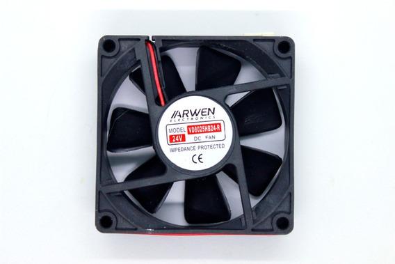 Forzador Cooler Axial Fan 80x80x25 24v