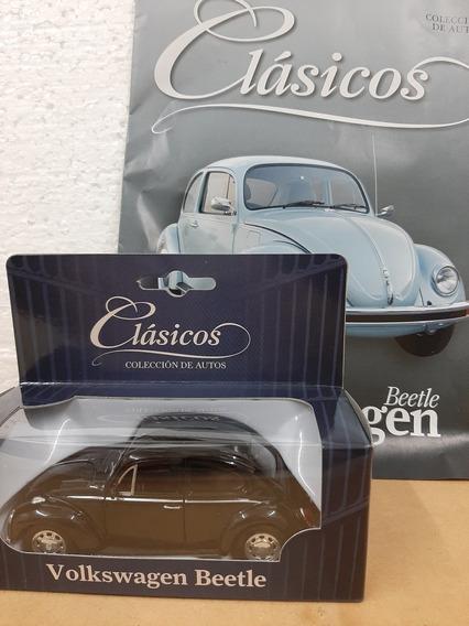 Coleccion Autos Clasicos: Volkswagen Beetle