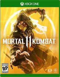 Juego Digital Mortal Kombat 11 Mk11 Xbox One
