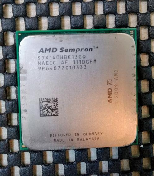 Processador Amd Sempron 140 2.7ghz Sdx140hbk13gq Am3/am2+