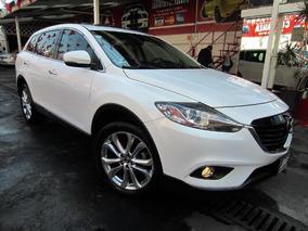 Mazda Cx9 2013 Touring Aut Piel Dvd Q/c Bose Blanco Perlado