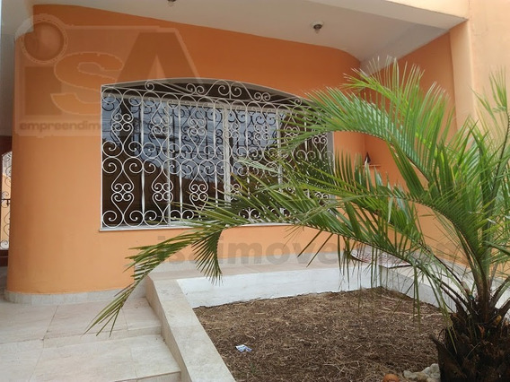 Casa Residencial Em Centro - Poá