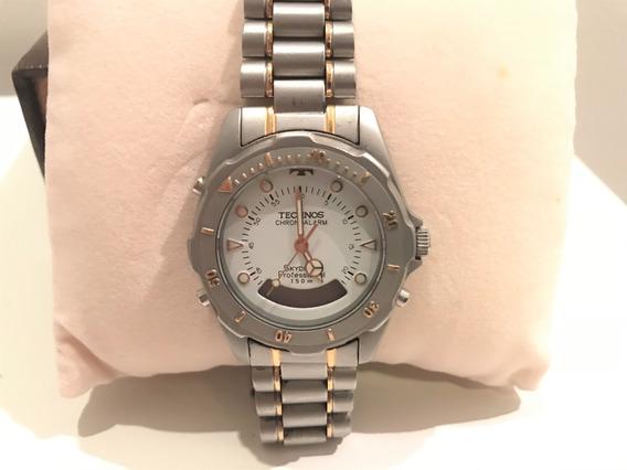 Relógio De Pulso Technos Chronoalarm