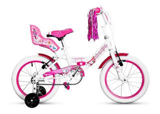 Bicicleta Topmega Kids Princess R16