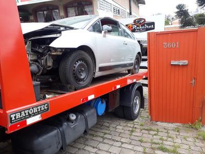Sucata Peças Citroën C4 2.0 Vtr-câmbio,motor,latarias