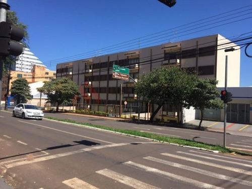Apto Central Com Suite Mobiliado Perto Da Unifil - Edifício Los Angeles - Mi527