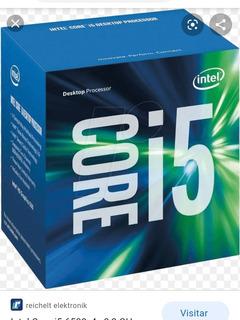 Procesador Intel I5 6500 Socket 1151