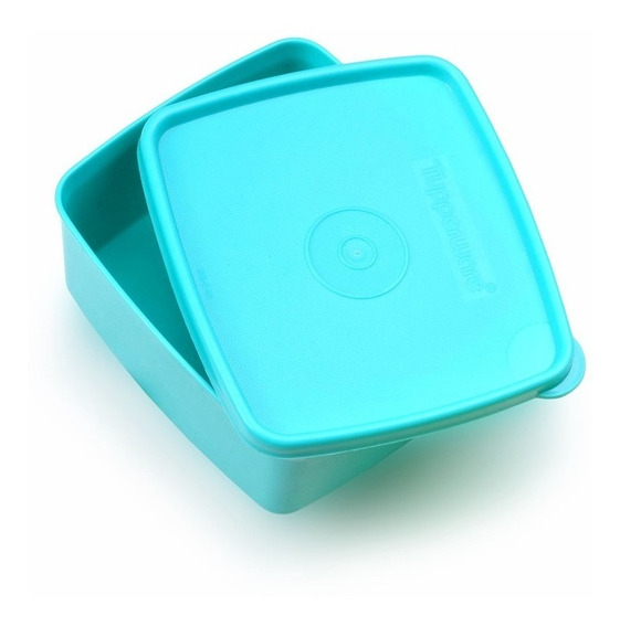 Tupperware Para Freezer Turquesa 500 Ml Tupper