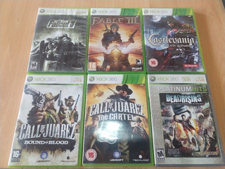 Call Of Juarez: The Cartel - Xbox 360 (pal) - Completo